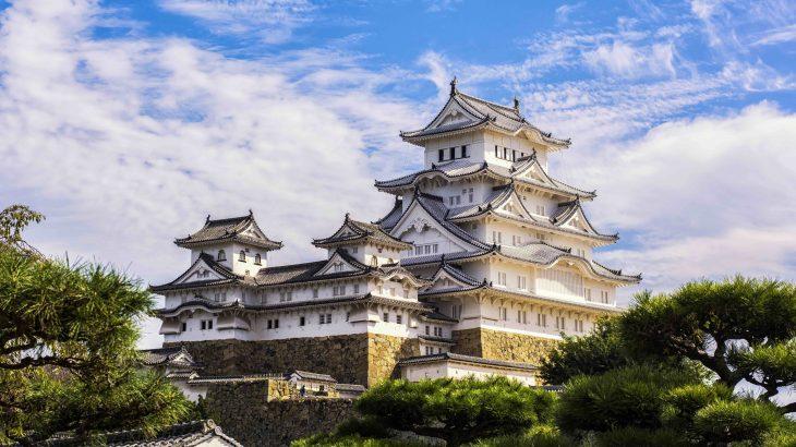 姫路城の攻略・スタンプの場所に注意