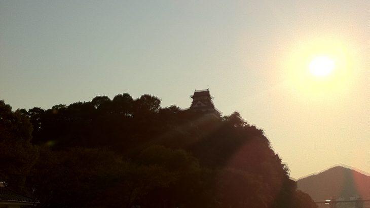 犬山城の攻略・城主に注目して欲しい