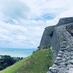 沖縄・続100名城のラスト200番・沖縄の青い海の見える勝連城の攻略