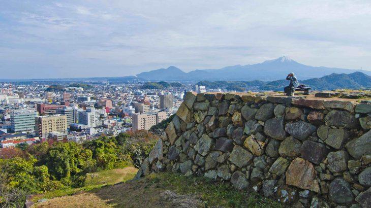 鳥取県・米子城の攻略