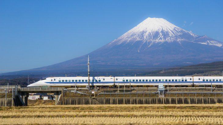 新幹線の駅から近い100名城と続100名城のスタンプラリー場所を一覧にしました。